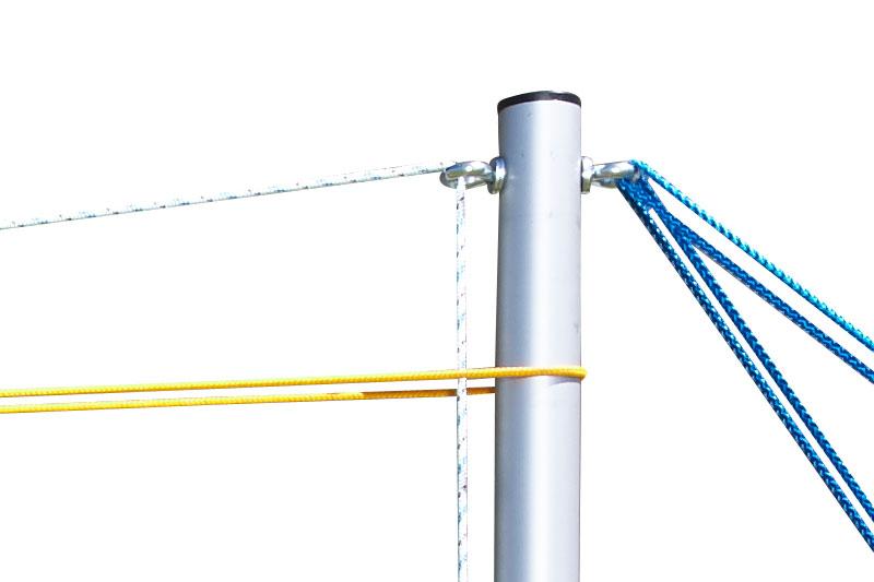 Set STANDARD mit 8,5 m Netz